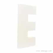 PVC 19mm blanc